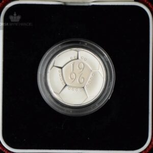"1996 Storbritannia 2£ ""A Celebration of Football"" Sølv Proof"