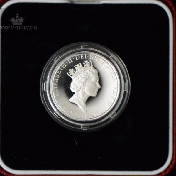 1996 Storbritannia 2£
