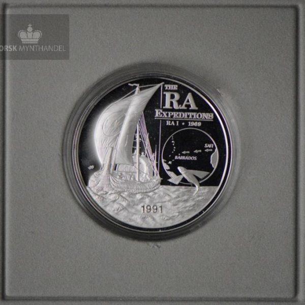 1991 Samoa 10 Tala