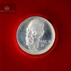 1972 Kong Haakon VII Sølvmedalje