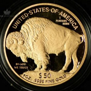 2009-W USA 1 oz Gold Buffalo Proof