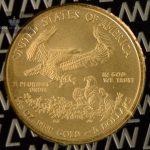 2017 USA 1/10 oz Gold American Eagle BU