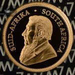 2017 South Africa 1/10 oz Gold Krugerrand Proof