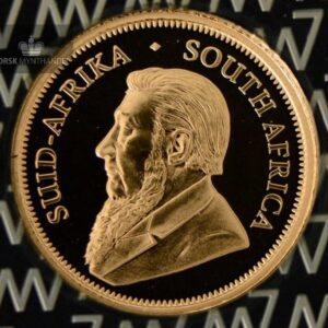 2017 South Africa 1/10 oz Gold Krugerrand Proof
