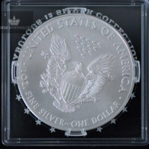 """2017 American Silver Eagle 1 oz BU """"Fabulous 12"""""""