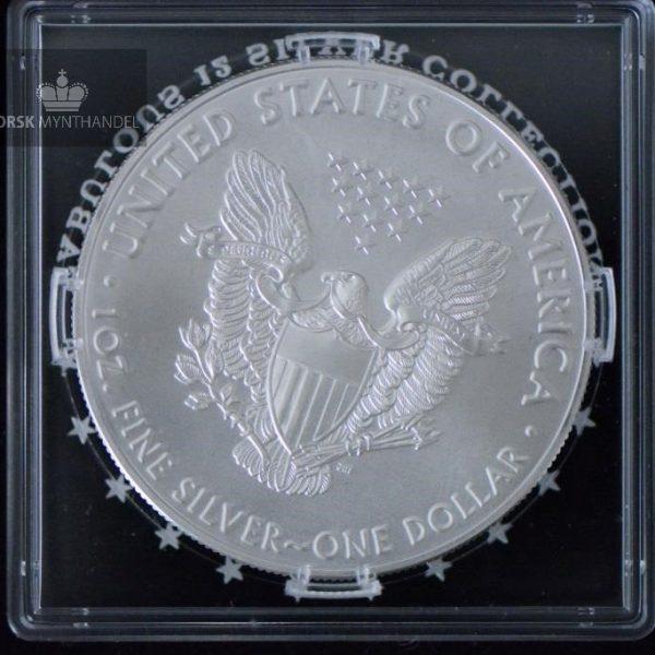 2017 American Silver Eagle 1 oz BU
