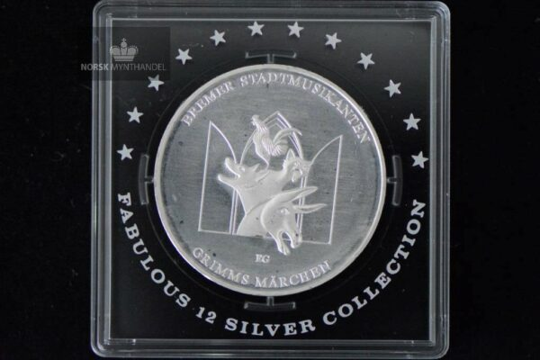 2017 Germany Silver coin