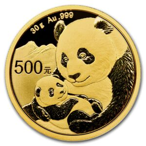 """2019 Kina 30 Gram Gull Panda BU """"Sealed"""""""