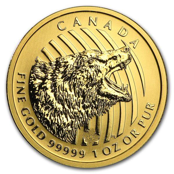 2016 Kanada 1 oz Gull .99999