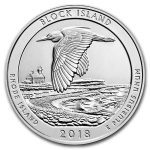 2018 America The Beautiful 5 oz Sølv