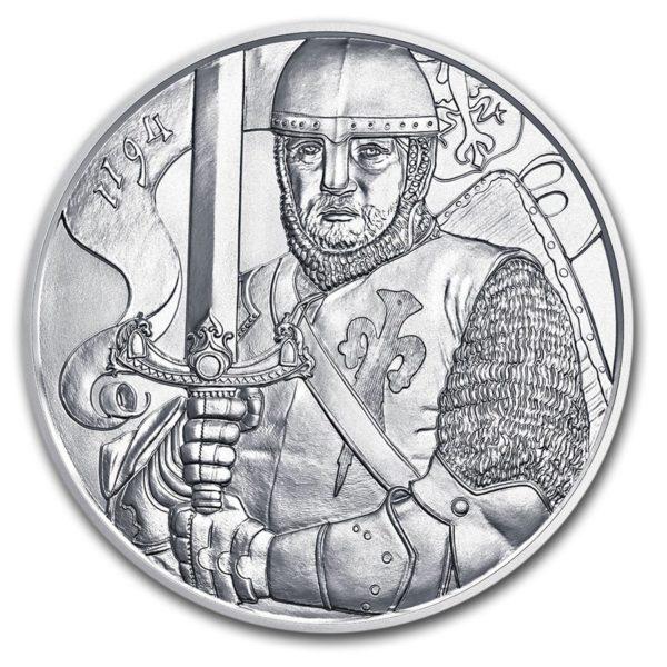 2019 Østerrike 1 oz Sølv 825th Anniversary of the Austrian Mint BU