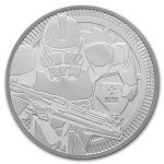 2019 Niue 1 oz Sølv Star Wars «Clone Tropper» BU