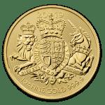 2019 Storbritannia 1 oz Gull