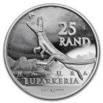 2019 Sør-Afrika 1 oz Sølv Natura Archosaur BU
