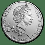 2019 Niue 1 oz Sølvmynt Czech Lion BU
