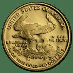2007 Amerikansk Gold Eagle 1/4 oz Proof