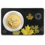 2015 Kanada 1 oz Gull .99999 «Growling Cougar» BU