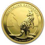 2016 Australia 1 oz Gull Kangaroo BU M/Kapsel