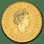 2020 Australia 20 x 1 oz Gull Kangaroo BU i Rull «Bestillingsvare»