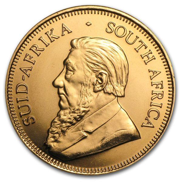2011 Sør-Afrika 1 oz Gull Krugerrand BU (Usirkulert)