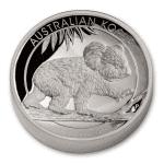 2016 Australia 5 oz Sølv Koala High Relief Proof NGC PF69 UCAM M/Etui
