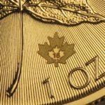 2016 Kanada 1 oz Gold Maple Leaf BU