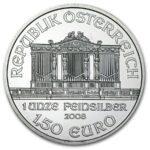2008 Østerrike 1 oz Sølv Philharmoniker