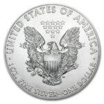 2017 usa 1 oz sølv american silver eagle BU