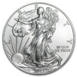 2012 USA 1 oz Sølv «Silver American Eagle»
