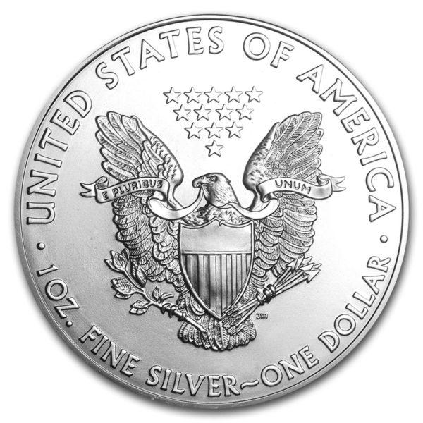 2013 USA 1 oz Sølv «Silver American Eagle»