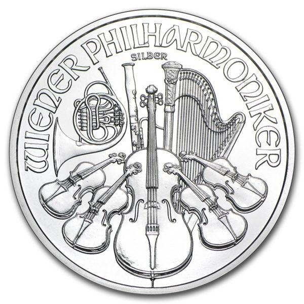 2013 Østerrike 1 oz Sølv Philharmoniker